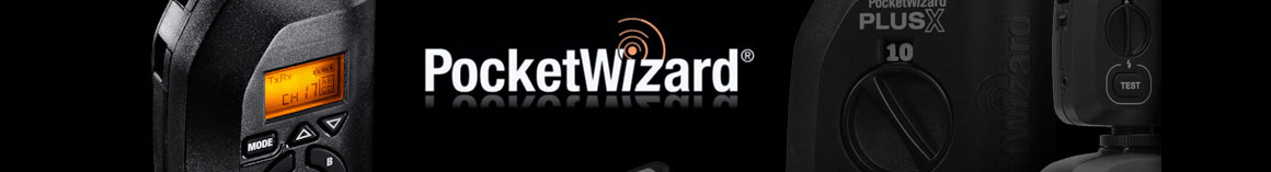 Πομποδέκτες Ραδιοσυχνοτήτων Pocket Wizard στην καλύτερη τιμή