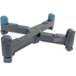 CPU Stand Πλαστικο Με Ροδες Μαυρο 40286 LINDY