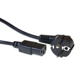 Καλωδιο Τροφοδοσιας 0.5M Schuko Plug ΑΚ5145 INTRONICS