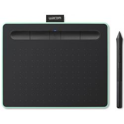 Ταμπλέτα Σχεδίασης Wacom Intuos Bluetooth Medium CTL-6100WLE-N Green