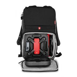 NX τσάντα πλάτης για μηχανή CSC/Drone. Γκρι MB NX-BP-GY Manfrotto