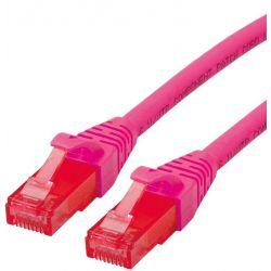 UTP 10M Cat6 Lsoh Pink 21.15.2597-40 Roline
