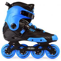 Πατίνια Rollers Slalom SR Micro Μαύρο/Μπλε