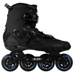 Πατίνια Rollers Slalom SR Micro Μαύρο/Μαύρο