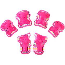 Σετ Παιδικά Προστατευτικά για Rollers Micro Small MSA-PR Ροζ