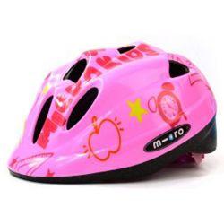 Κράνος Παιδικό για Rollers Micro M/L MSA-KHE Ροζ