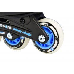 Πατίνια Rollers Αυξομειούμενα Majority Micro Μπλε