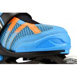 Αυξομειούμενα Πατίνια Rollers Shaper Micro Μπλε