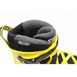 Πατίνια Rollers MT-Plus Micro Κίτρινο