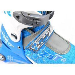 Αυξομειούμενα Rollers Πατίνια ZETA Micro Μπλε