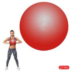 Μπάλα γυμναστικής για πιλάτες - yoga - Φ19cm - Κόκκινο OEM 48881