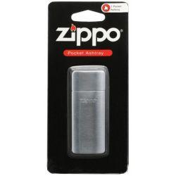 Μεταλλικο Σταχτοδοχειο Τσεπης Pocket Ashtray Zippo 121505
