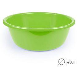 Λεκάνη ρούχων πλαστική 40x17cm OEM 34162 Πράσινο