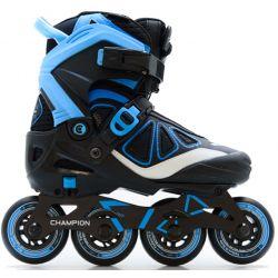 Αυξομειούμενα Rollers Πατίνια Champion Micro Μπλε