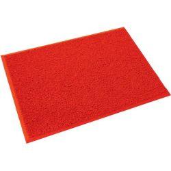 Ταπέτο κόκκινο πάχος 15mm 60x90εκ. 22610-02 Thorax
