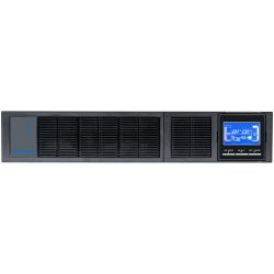 UPS 1101SRT  PRIME Plus 1KVA/1000W RACK TYPE LCD with 2 x 12V 9Ah UΡS.0538 Tescom