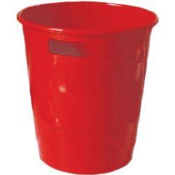 Καλάθι πλαστικό 9lt κόκκινο 27x25εκ. 29006-02 APK
