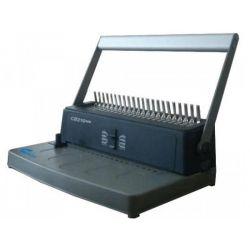 Χειροκίνητη Μηχανή Βιβλιοδεσίας με πλαστικό σπιράλ Α4 CB 210