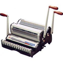 Μηχανή Βιβλιοδεσίας με συρμάτινο σπιράλ Α4 Wiremac 3 1 & 2 1