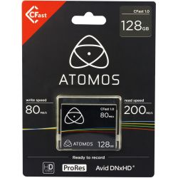 Κάρτα μνήμης CFast 128GB CFT128 Atomos