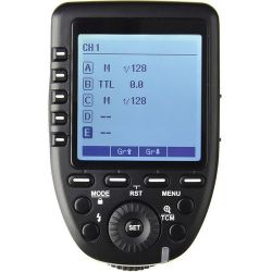 TTL πομπός ραδιοσυχνότητας 2.4GHz για μηχανές Pentax - XPRO-P Godox