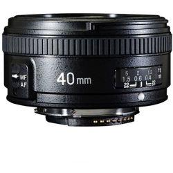 Φακός Yongnuo 40mm f2.8 για μηχανές Nikon YN40 Yongnuo