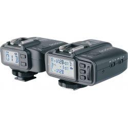 iTTL σύστημα ραδιοσυχνότητας 2.4GHz για μηχανές Nikon (πομπός & δέκτης) - X1-Ν Godox