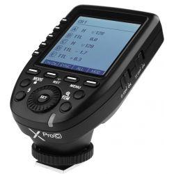 eTTL πομπός ραδιοσυχνότητας 2.4GHz για μηχανές Canon - XPro-C Godox