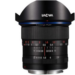 Φακός 12mm f/2.8 Zero-D Canon EF Manual VE1228C Laowa