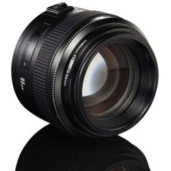 Φακός Yongnuo 85mm f1.8 για Canon μηχανές 85MM-1.8 Yongnuo