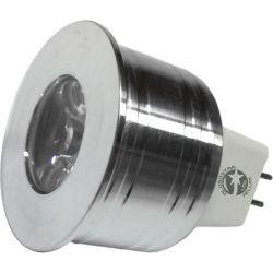 Σποτάκι LED MR11 4 Watt 10-30 Volt Λευκό Ημέρας GloboStar 88958