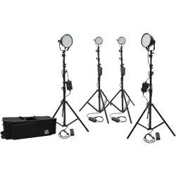 Kit φωτισμού Led 3200K - 5500K LED336-176B-Basic-Kit4 MZ