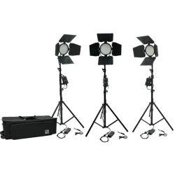 Kit φωτισμού Led 3200K - 5500K LED336B-Full-Kit3 MZ
