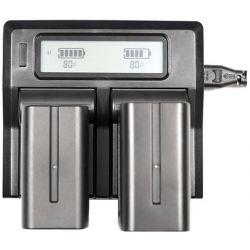 Φορτιστής μπαταριών MZ-Mini-2CH