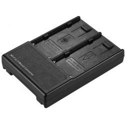 Αντάπτορας για 2 μπαταρίας F970 Sony MZ-NPF-Vlock