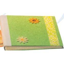 Αλμπουμ Ριζοχαρτο Bandi Paper 30X30Cm 30 Φύλλων Πράσινο 12335
