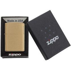 Αναπτήρας Classic Brushed Brass 204B Zippo
