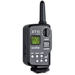 Manual πομπός ραδιοσυχνότητας 2.4GHz - XT-16 Godox