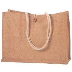 Τσάντα από λινάτσα Υ35x45x14εκ. Next 29980