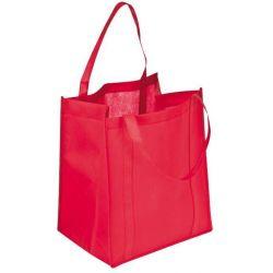 Τσάντα non woven Υ38x33x24εκ. πιέτα Next 29985