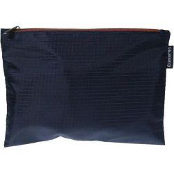 Τσαντάκι με φερμουάρ Α5 Σκούρο Μπλε Y24x17.5εκ. Comix 17495-03