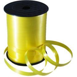 Ξυλοκορδέλα σε ρολό 1εκ. x228μέτρα κίτρινη Next 27765-01