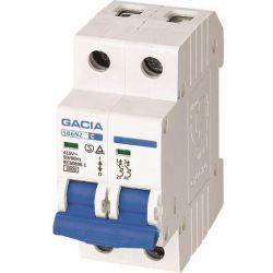 Αυτοματακι Διπολικο 2X16A 1P+Ν 3Ka Gacia Gacia 500-42312