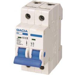 Ραγοδιακοπτης 2X40A Gacia Gacia 500-43604