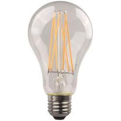 Λαμπα Led Κοινη Crossed Filament 11W E27 3000K 220-240V Dimmable Eurolamp 147-78079