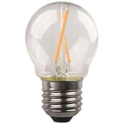 Λαμπα Led Σφαιρικη Crossed Filament 4.5W E27 4000K 220-240V Eurolamp 147-78251