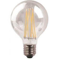Λαμπα Led Γλομπος G95 Crossed Filament 11W Ε27 3000K 220-240V Dimmable Clear Eurolamp 147-78471