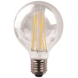Λαμπα Led Γλομπος G125 Crossed Filament 11W Ε27 3000K 220-240V Dimmableclear Eurolamp 147-78472