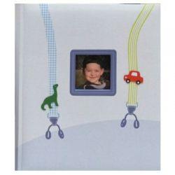 Αλμπουμ με ΘήκεΠαιδικογια 100 Φωτογραφίες 13Χ18cm ΣΙΕΛ