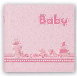 Αλμπουμ Βάπτισης BEBE 24x24cm20 φυλλων Ροζ